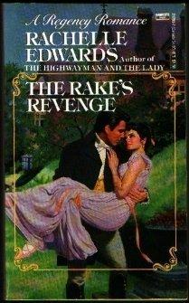 The Rakes Revenge  by  Rachelle Edwards
