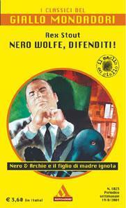 Nero Wolfe, difenditi! Rex Stout
