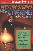Detective Stories From The Strand Magazine Jack Adrian