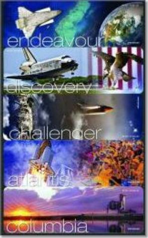 NASA Space Shuttle Bookmarks: Atlantis, Challenger, Columbia, Discovery, Endeavour: Atlantis, Challenger, Columbia, Discovery, Endeavour (Set of 5) NASA