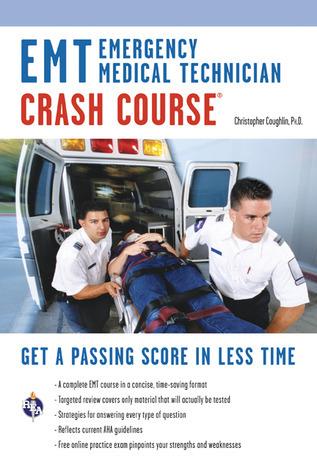 EMT (Emergency Medical Technician) Crash Course Book + Online Christopher Coughlin