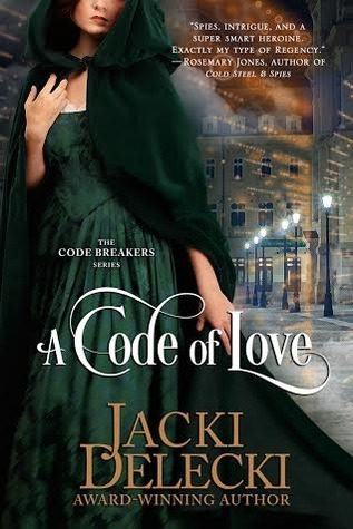 A Code Of Love (Code Breakers, #1)  by  Jacki Delecki