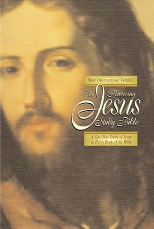 Knowing Jesus Study Bible, The  by  Ed Hindson