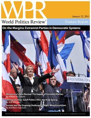 On the Margins: Extremist Parties in Democratic Systems Matthew Goodwin