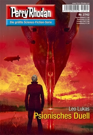 Psionisches Duell  by  Leo Lukas