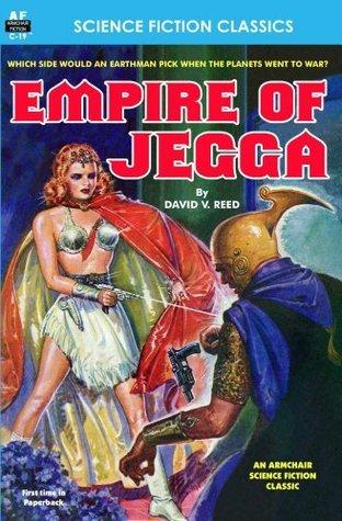 Empire of Jegga  by  David Reed