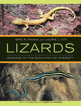 Lizards: Windows to the Evolution of Diversity  by  Eric R. Pianka