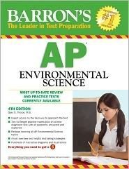 Barrons AP Environmental Science 4th (fourth) edition Text Only  by  Gary Thorpe