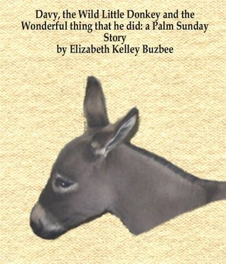 Davy, the Wild Little Donkey and the Wonderful Thing that he Did: a Palm Sunday story  by  Elizabeth Kelley Buzbee