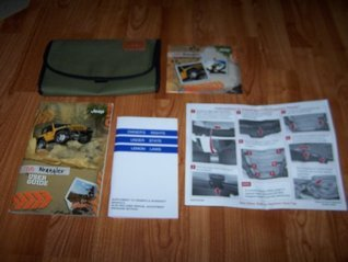 2010 Jeep Wrangler Owners Manual  by  Jeep Automotive