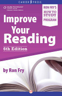 improve your redading  by  Ron Fry