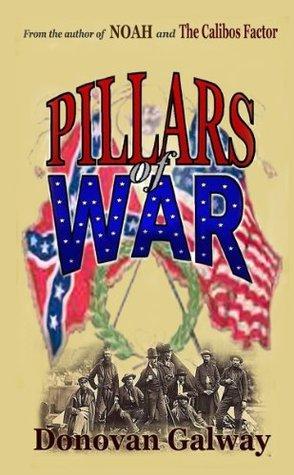 Pillars of War  by  Donovan Galway