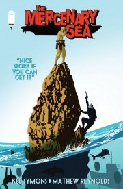 The Mercenary Sea #1  by  Kel Symons