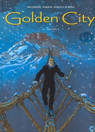 Jessica (Golden City, #6) Daniel Pecqueur
