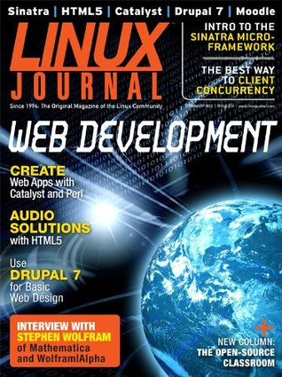 Linux Journal February 2012 Dave Taylor