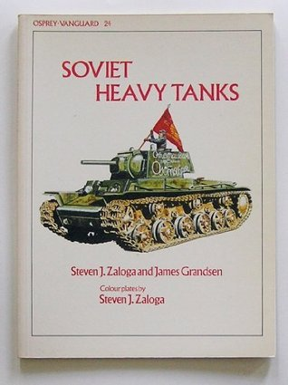 Soviet Heavy Tanks Steven J. Zaloga