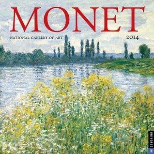 NOT A BOOK Monet 2014 Wall Calendar  by  NOT A BOOK