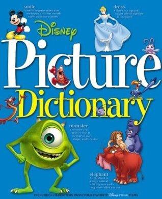 Disney Picture Dictionary Thea Feldman