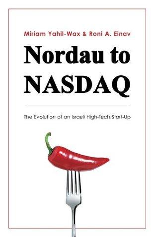Nordau to NASDAQ  by  Roni Einav