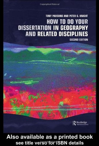How to Do Your Exams Essays & Coursework: In Geography and Realated Disciplines  by  Tony      Parsons