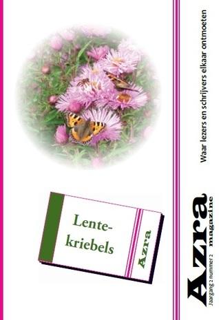 Azra Magazine (#2.2) Lentekriebels Carien Touwen