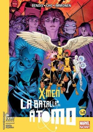 X-Men: La batalla del átomo #1 de 2  by  Brian Michael Bendis