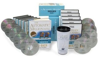 The Automatic Millionaire Home Study Course David Bach