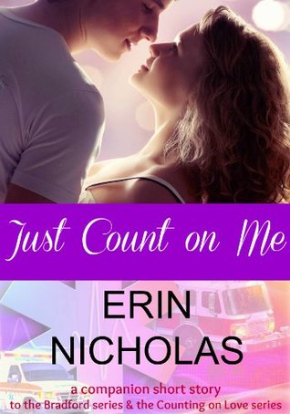 Just Count on Me (Counting on Love, #0.5) Erin Nicholas