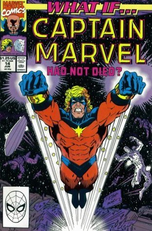 What If? Vol. 2 #14 (What If... Captain Marvel Had Not Died?)  by  S.C. Ringgenberg