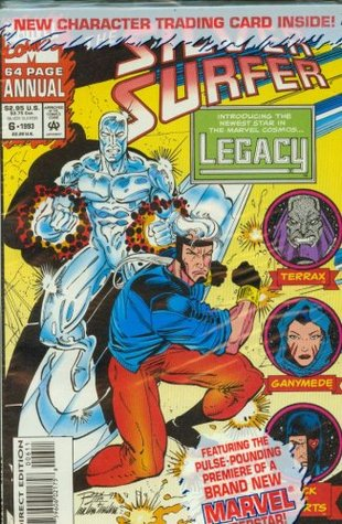 Silver Surfer Annual #6 1993  by  Craig Anderson