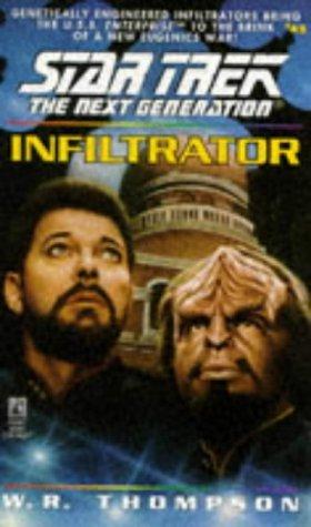 Debtors Planet (Star Trek: The Next Generation #30) W.R. Thompson