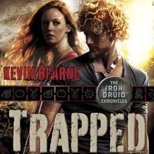 Trapped (Iron Druid Chronicles, #5) Kevin Hearne