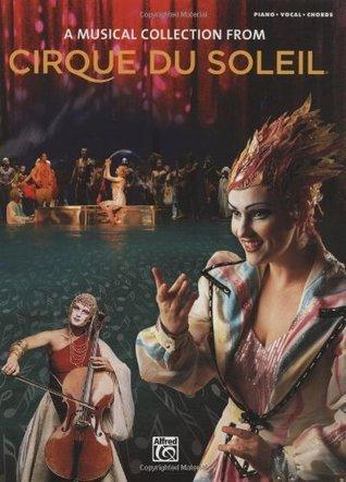 Cirque Du Soleil Collection- Songbook Cirque Du Soleil