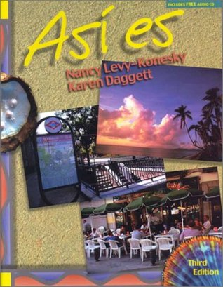 Text Audio CD for Asi Es, 4th  by  Nancy Levy-Konesky