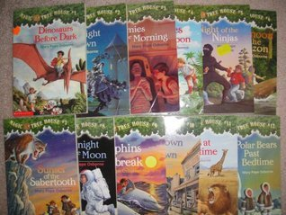 Magic Tree House, Books 1-12  by  Mary Pope Osborne