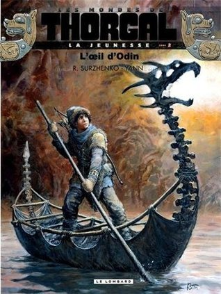 L'oeil d'Odin (Les mondes de Thorgal - La jeunesse, #2) Yann