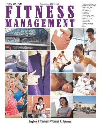 Fitness Management  by  Stephen J. Tharrett