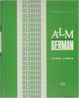 A-LM German, Level Three George Winkler