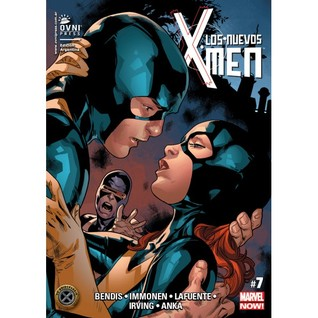 Los Nuevos X-Men 07 (Los Nuevos X-Men + Uncanny X-Men, #7) Brian Michael Bendis