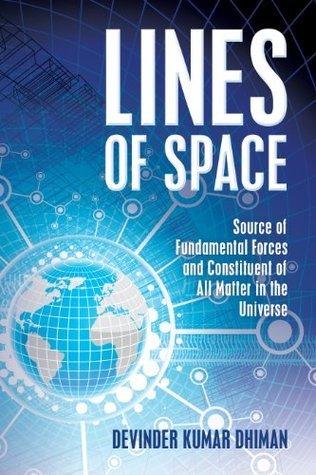 Lines of Space  by  Devinder Kumar Dhiman