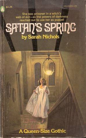 Satans Spring Sarah Nichols
