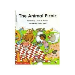 The animal picnic  by  Leslie D Perkins