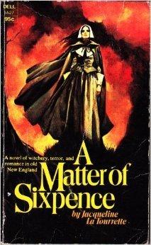 A Matter of Sixpence  by  Jacqueline La Tourrette