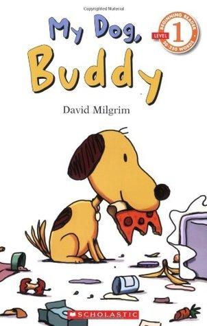 Beginning Reader, Level 1: My Dog, Buddy David Milgrim