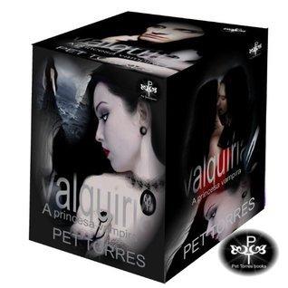 Box Set: Saga Valquíria - a princesa vampira ( 3 livros )  by  Pet Torres