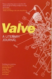 Valve : A Literary Journal (Issue 2)  by  Catherine Baird