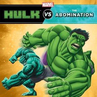 Hulk vs. Abomination  by  Clarissa S. Wong