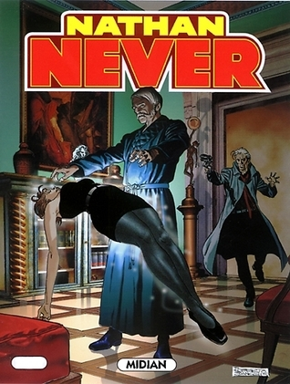 Nathan Never n. 136: Midian Antonio Serra