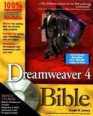 Dreamweaver 4 Bible Joseph W. Lowery