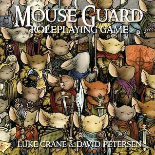 Mouse Guard: Roleplaying Game  by  Luke Crane
